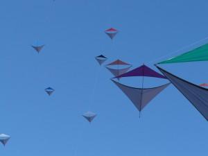 Grappe de cerfs-volants Marconi, Penvins 2007
