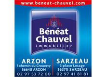Bénéat Chauvel immobilier