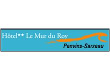 Hotel ** Restaurant Le Mur du Roy Penvins