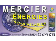 MERCIER Énergies renouvelables